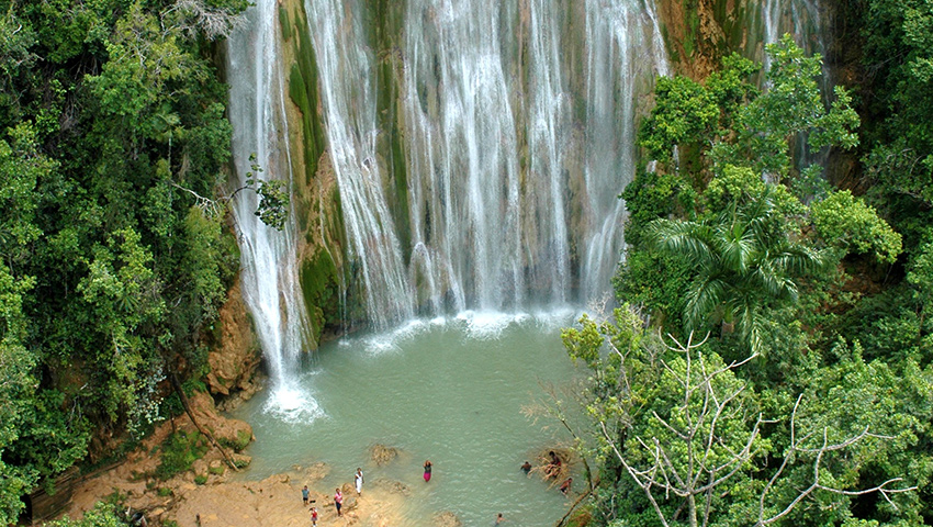 Limon Waterfall