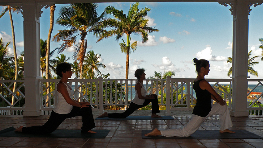 Join in one of our yoga, meditation and wellness programs.