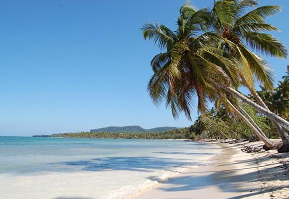 Las Galeras Beach