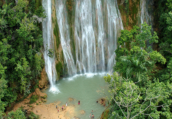 Limon Waterfall